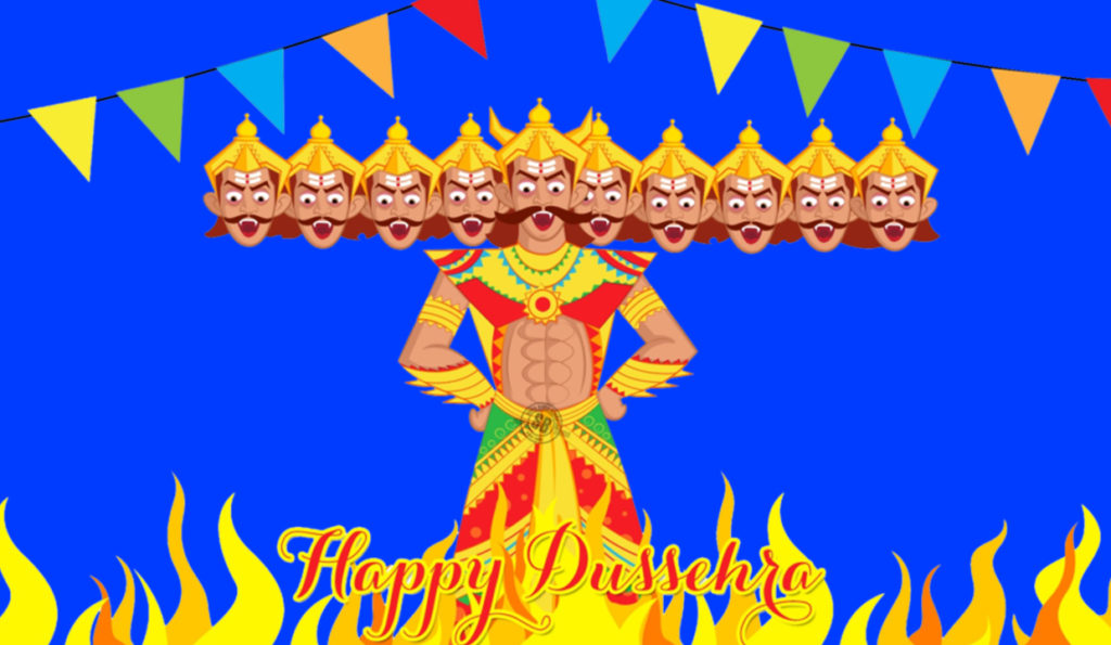 hum sab kal 25 October 2020 ko Dussehra mana rahe hai, learn how to download and share festive stickers on whatsapp in Hindi