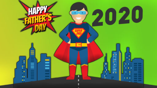 Happy Fathers Day 2020 India
